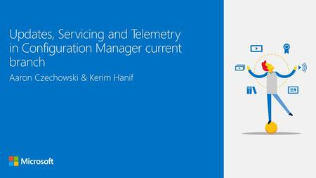 Configuration Manager as a Service & Hybrid MDM - ppt download