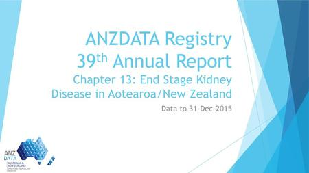 Doe Issues 39th Annual Report To >> Rationale For An International Federation Of Kidney Foundations