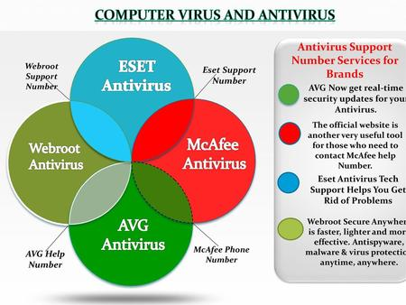 Computer Virus and Antivirus
