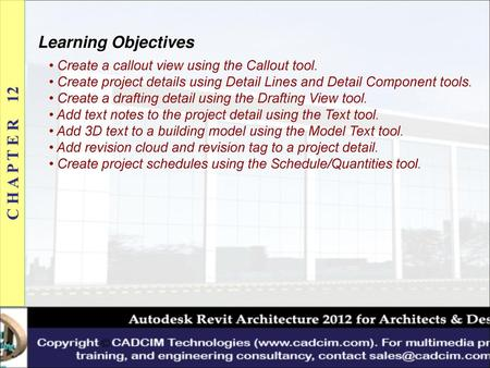 Learning Objectives Understand the basic concepts and principles of