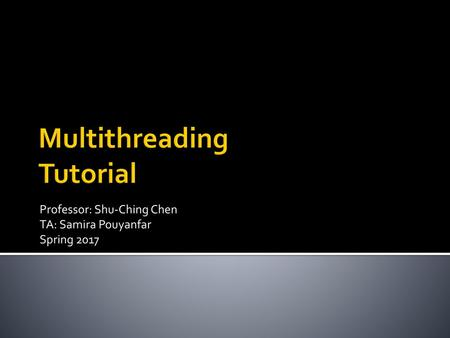 Concurrency & Parallelism in UE4 - ppt video online download