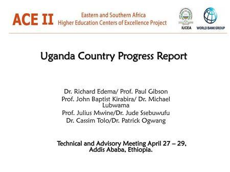 Nigussie Dechassa (PhD) - ppt download