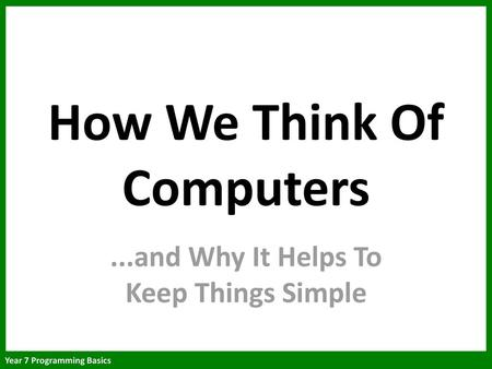 Troubleshooting beyond what you understand - ppt download