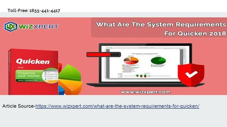 How to Install Quicken Software - ppt download