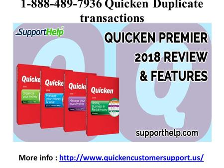 Quicken File Password Related Issues - ppt download