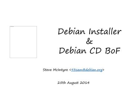 Where does Debian fit in? - ppt download