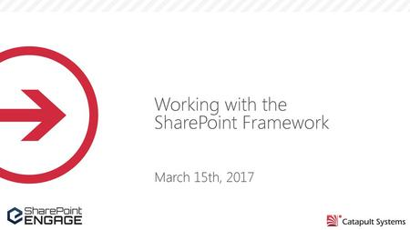 The Modern UX is SharePoint's Future - ppt download