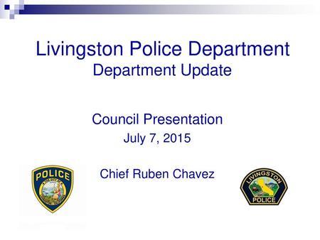 Lemoore Police Department Annual Report 2013 Annual Report