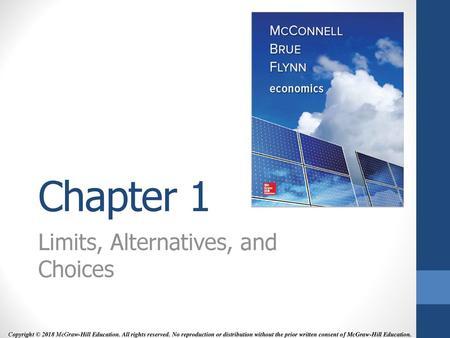 Principles Of Microeconomics Ppt Video Online Download