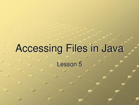 Using Jsoup to Parse HTML - ppt download