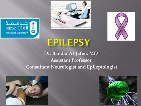 Recognizing And Responding To Acute Seizures Bernard S  Chang, M D