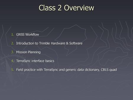 GIS overview for Kentucky RCAP - ppt download