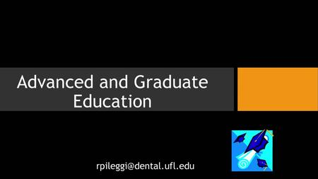 Post Graduate Programs - ppt download