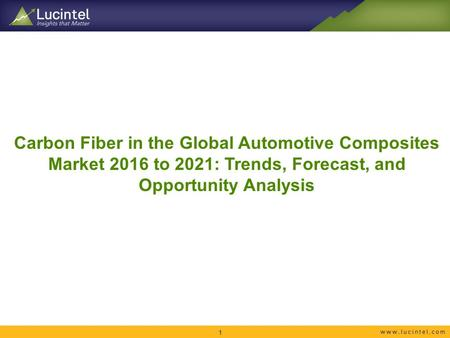 Global Filter Market : Trends, Forecast, and Opportunity