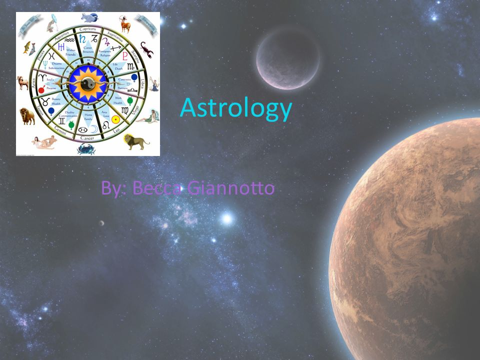 Who started astrology