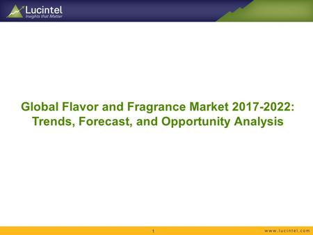 International Flavors and Fragrances Inc  Best in France
