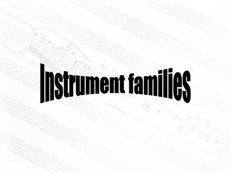 Nigerian Musical Instruments - ppt download