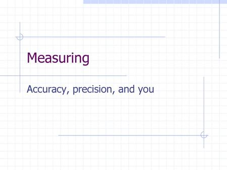 activity 3.8 precision and accuracy of measurement answer key