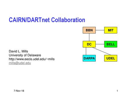 Network Time Protocol (NTP) General Overview - ppt download