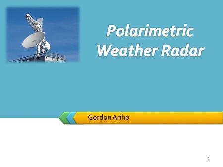 Comparison of Polarimetric C Band Doppler Radar Observations