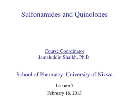 SYNTHETIC ANTIMICROBIAL AGENTS - ppt video online download