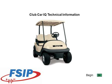 Club Car IQ Technical Information