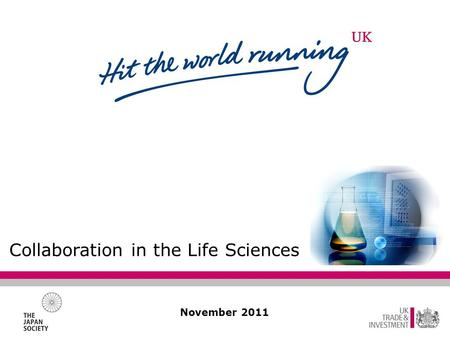 Collaboration in the Life Sciences November 2011.