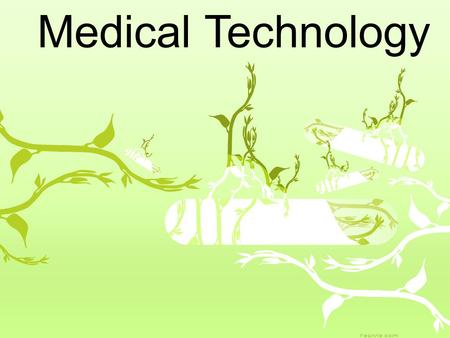 Medical Technology. Pharmaceuticals Chemical substances that are used in the treatment, cure, prevention & diagnoses of disease Pharmacology: study of.