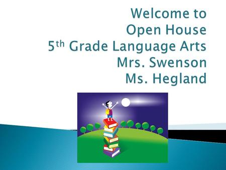  The 5 th grade Language Arts curriculum emphasizes Reading Comprehension, Vocabulary, Grammar, Spelling and Writing.  We will explore many topics through.