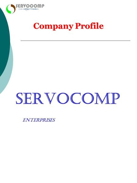 SERVOCOMP ENTERPRISES