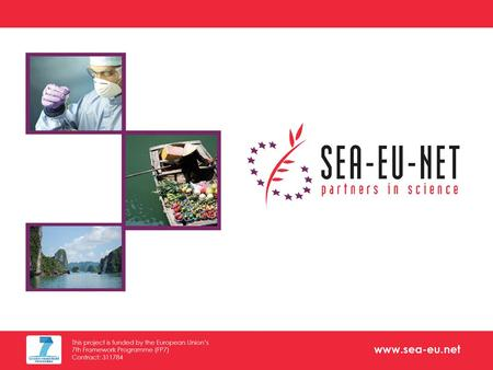 Www.sea-eu.net Disclaimer: These information might change. Always refer to EC Official information. Title of Presentation Subtitle/other information 1.