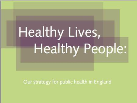 The Health Background Britain has amongst the worst levels of obesity in the world. Smoking claims over 80,000 lives a year. 1.6 million people are dependent.