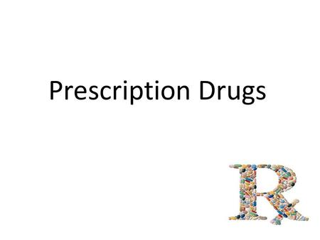 Prescription Drugs. What is prescription drug abuse? Taking a prescription drug that is not prescribed for you, or taking it for reasons or in dosages.