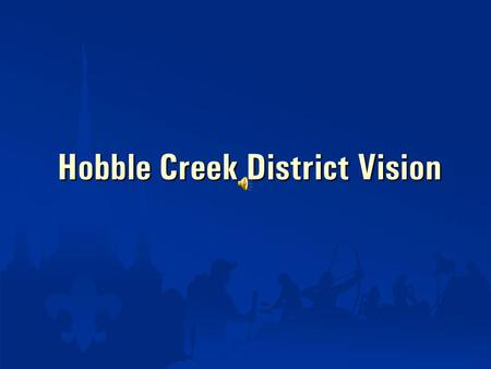 Hobble Creek District Vision. 2.2 billion people (40%) live in countries that do not have missionaries. Source: 2006 Church Almanac Missionaries No Missionaries.
