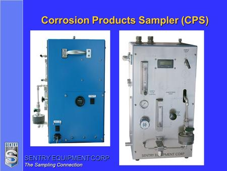 Corrosion Products Sampler (CPS)
