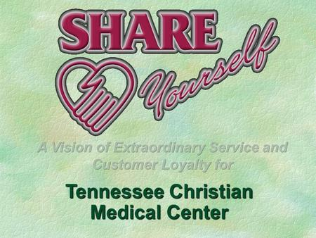 Tennessee Christian Medical Center