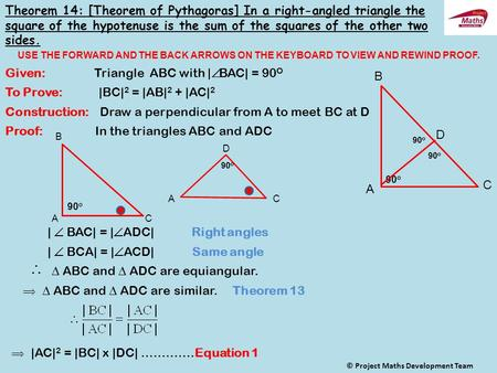 Proofs of theorems and glossary of terms menu theorem 4 - Triangle exterior angle theorem proof ...