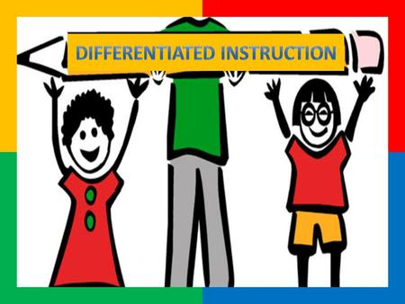 Definition of Differentiated Instruction Quick Overview of DI with an SDA Perspective Some Stages to Implementation of DI.