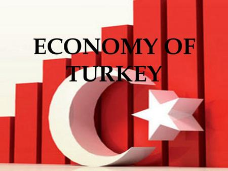 ECONOMY OF TURKEY. About GIZ  The services delivered by the Deutsche Gesellschaft für Internationale Zusammenarbeit (GIZ) GmbH draw on a wealth of regional.