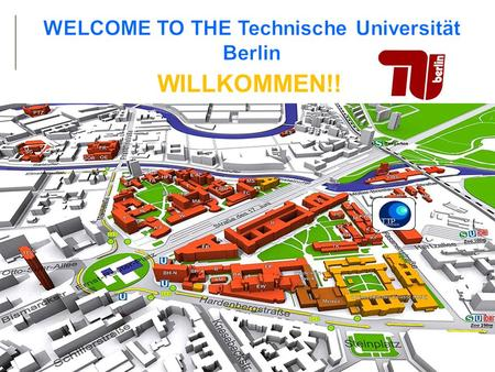 Welcome to the University of Deusto WILLKOMMEN!!.