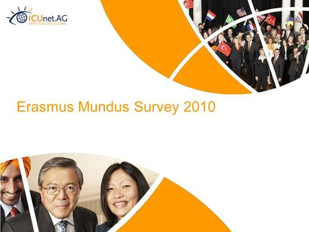 Erasmus Mundus Survey 2010. Page 2 of 28 Overview Procedure 2010 and Participants Survey Results 2010 and Selected Results of the Long-term Study (2007-10)