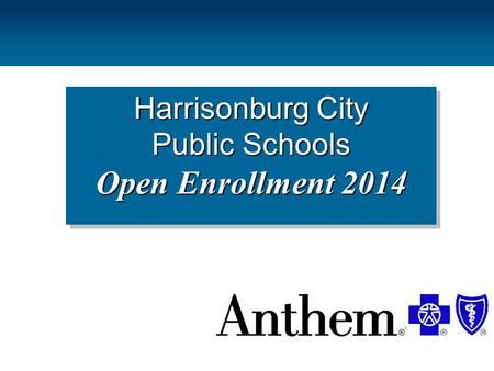 Harrisonburg City Public Schools Open Enrollment 2014 Harrisonburg City Public Schools Open Enrollment 2014.