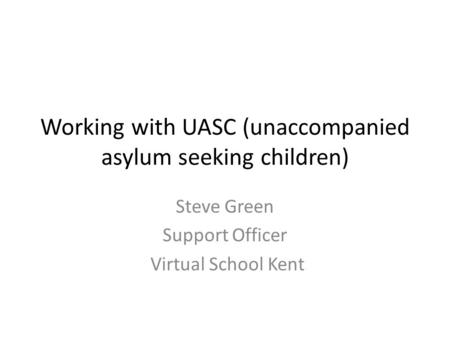 unaccompanied asylum seeking children power relationships Unaccompanied asylum-seeking young people: restoring hope, agency and meaning for the  professional relationships which address counselling needs, practical advocacy and social change  'unaccompanied asylum-seeking children' (barrie and mendes, 2011 kohli and mather, 2003.