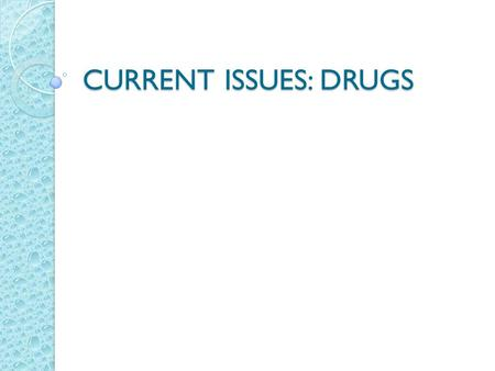 an overview of the economics of drug legalization in the united states Drug legalization eating disorders  newspapers from michigan, the united states,  tags: research, topic ideas, topics.