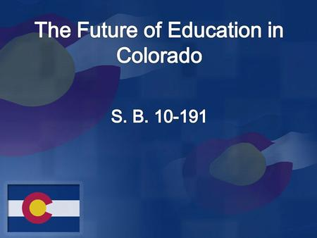 National Debate Regarding Education Reform No Child Left Behind Act (2002) Numerous States Have Recently Enacted Education Reform Several States Have.