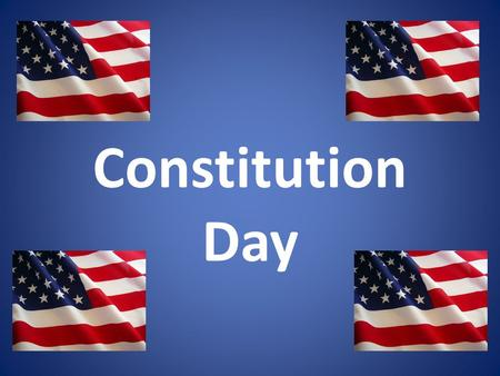 Constitution Day. What famous American did not sign the United States Constitution? A. Alexander Hamilton B. Benjamin Franklin C. Thomas Jefferson D.