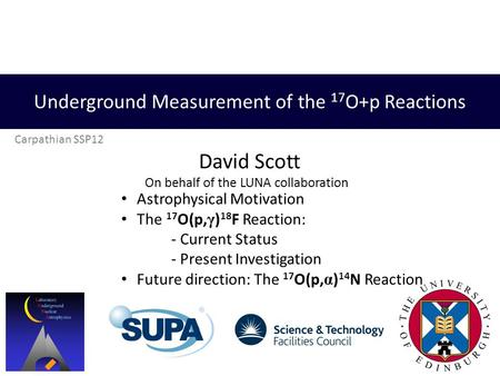 Underground Measurement of the 17O+p Reactions