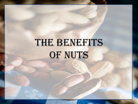 The Benefits of Nuts. MyPyramid Meat and beans - The following each count as 1 ounce-equivalent: – 1 ounce lean meat, poultry, or fish; – 1 egg; – ¼ cup.