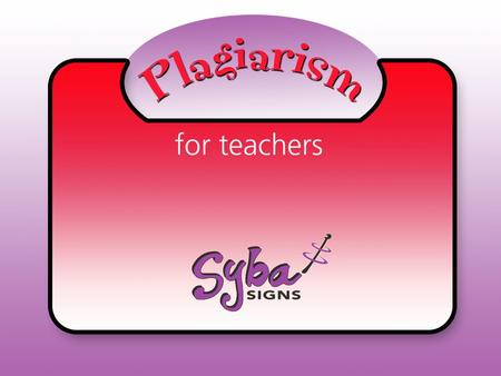 Why is Plagiarism worse in the electronic world?  Information overload.  New difficulties with summarising and synthesising large quantities of information.