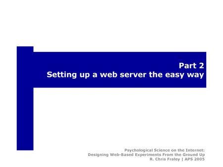 Alteryx Server- Medpro Edition Patrick Digan Dulton Moore  - ppt